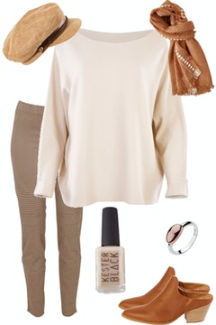 Soft Browns
