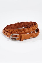bird keepers Carol Genuine Leather Belt