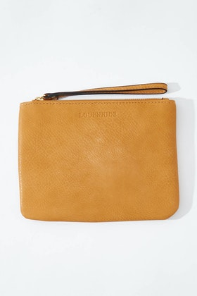 LOUENHIDE Wikki Medium Clutch Bag