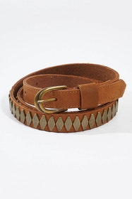 Jasmine Leather Belt