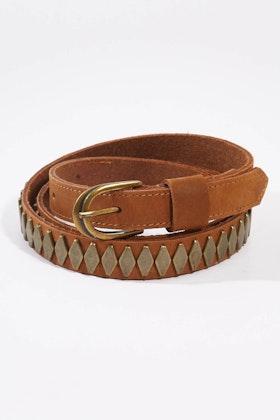 Stitch and Hide Jasmine Leather Belt