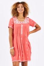 Orientique Essential Emb Dress