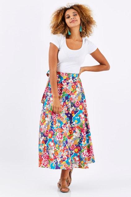 Rasaleela Grace Skirt - Womens Long Skirts - Birdsnest Fashion Clothing d96aef95a