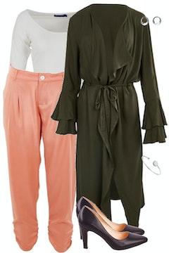 Workwear With A Twist