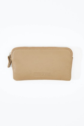 Stitch and Hide Lucy Leather Coin Pouch