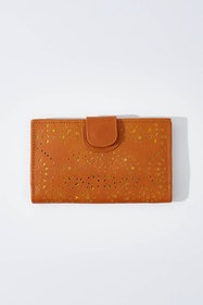 Barney Leather Wallet