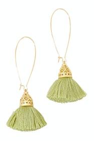 Waikiki Tassel Earrings