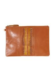 Benson Leather Clutch