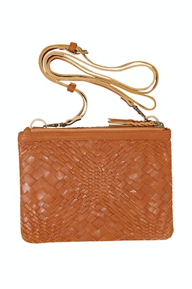 Caravana Lena Woven Accordion Bag