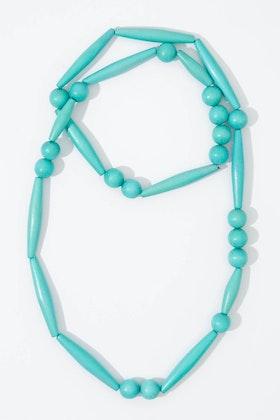 Rare Rabbit Dot-dash Necklace