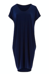 The Drape Jersey Dress