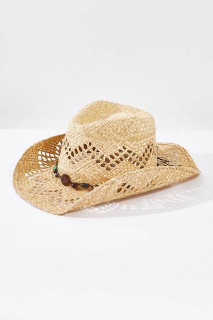 Kooringal Moroccan Cowboy Hat - Womens Sun Hats - Birdsnest Online Fashion  Store 0561bfad98
