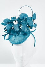 Morgan & Taylor Side Twist Fascinator