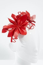 Morgan & Taylor Flower Twirl Fascinator