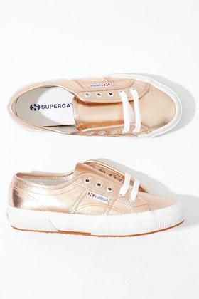 Superga Cotmetu Metallic Sneaker