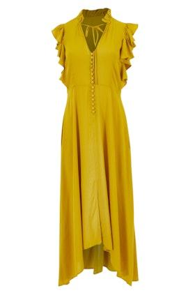 Fate + Becker Bel Air Frilled Dress