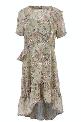 Fate + Becker Sweet Summer Ruffle Dress
