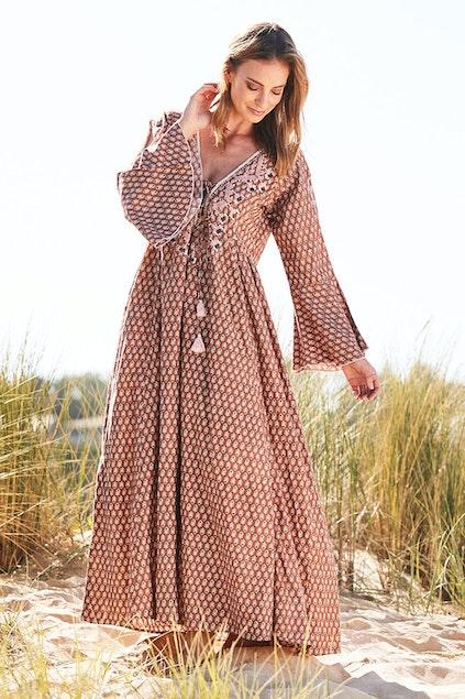 80e48fbc6ea3 Talisman Venus Dress - Womens Maxi Dresses at Birdsnest Online