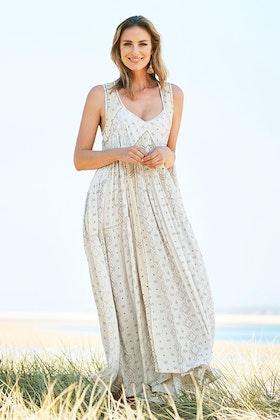 Talisman Palazzata Dress
