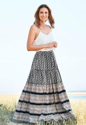 Talisman Gypsy Maxi Skirt