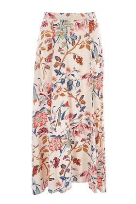 boho bird Lost In Verona Maxi Skirt