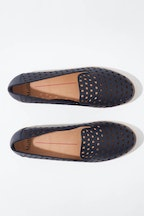 Mollini Queff Leather Flat