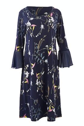 Belle bird Belle Printed Jersey Dress