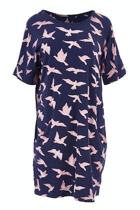 handpicked by birds Dove Panel Dress