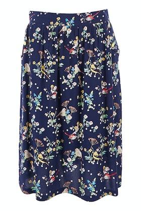 handpicked by birds Gathered Pocket Skirt