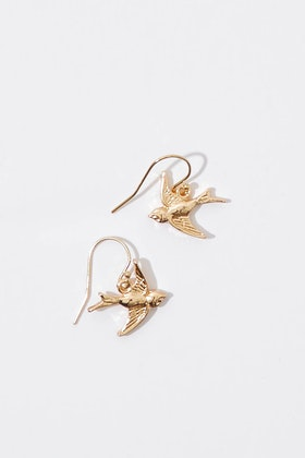 Nest Of Pambula Swallow Drop Earrings