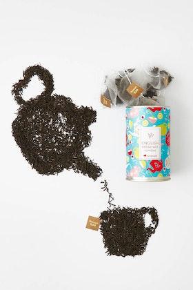 Birdsnest Tea In A Tin