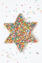 Freckleberry Chocolate Freckle Star