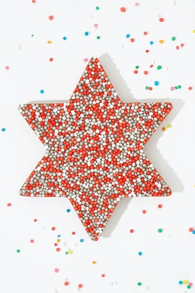 Freckleberry Chocolate Freckle Star