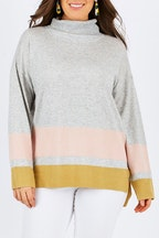 Elm Chill Roll Neck Jumper