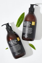 The Aromatherapy Co Therapy Kitchen Wash And Lotion Set- Mint Basil