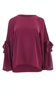 The Open Sleeve Blouse