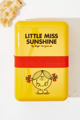 Wild & Wolf Little Miss Sunshine Lunch Box