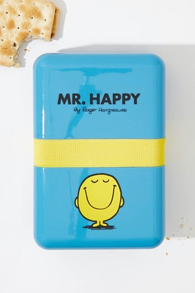 Wild & Wolf Mr Happy Lunch Box