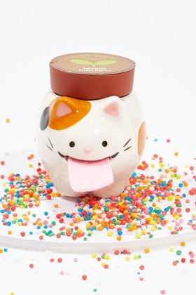 Outliving Peropon Cat Strawberry Planter