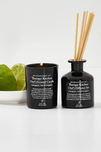 The Aromatherapy Co Therapy Kitchen Mini Candle And Diffuser Gift Set- Lime