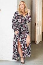 Sass Boho Blossom Maxi Dress