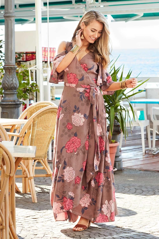 Maxi Garden Dresses
