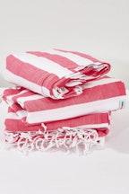 Hammamas Hammamas Ripple Stripe Towel