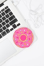 Outliving Donut Cup Desk Warmer