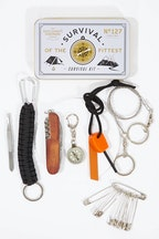 Wild & Wolf Gentlemen's Hardware Survival Kit