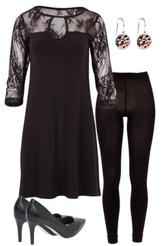 Little Black Tunic