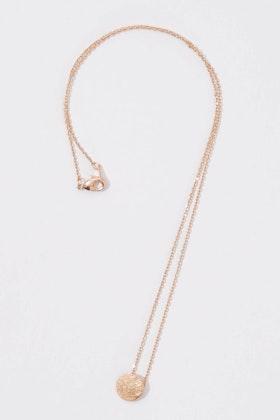 Jolie & Deen Circle Necklace