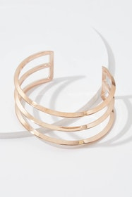 Emily Cuff Bracelet