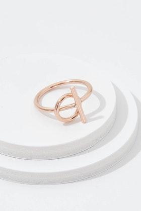 Jolie & Deen Taya Ring