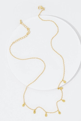 Jolie & Deen Teardrop Necklace